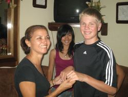 Student Spanish homestay experience