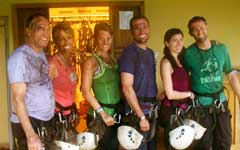 Costa Rica Vacations: Zipline Experts