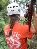 Costa Rica Vacation: Zipline Adventure!