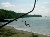 Costa Rica Beach Swing in February
