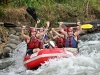 March is a great time for family rafting trips in Costa Rica!