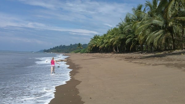 July Beach in Costa Rica - When to Visit?