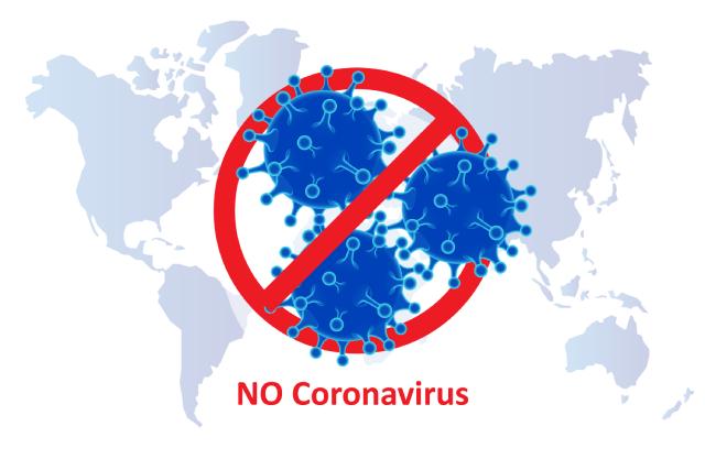 No Coronavirus