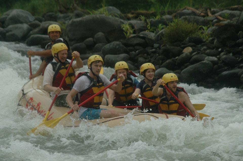 Pacuare River Rafting | Planning a Trip to Costa Rica