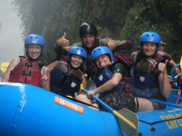 Rafting the Pacuare River (Crazy Sexy Fun Traveler)