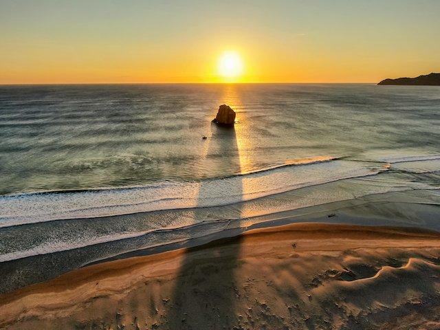 Naranjo Beach in Santa Rosa National Park