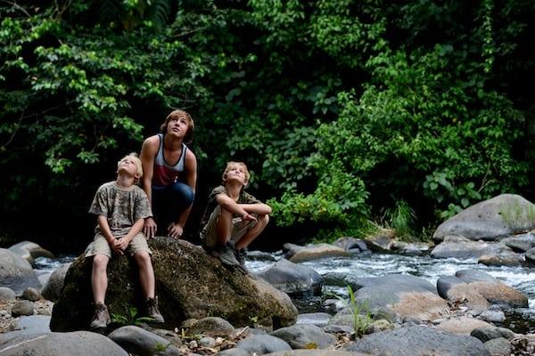 Jungle Hike - Costa Rica Family Vacation