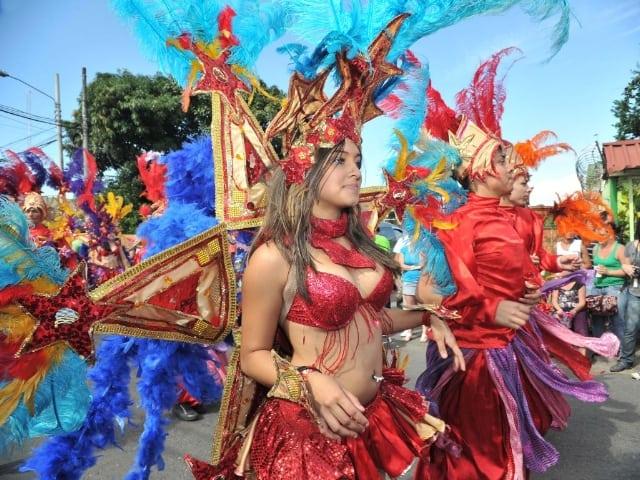 Carnaval Nacional Costa Rica