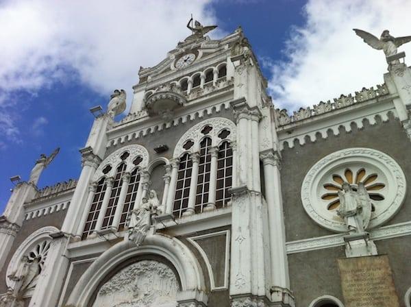 Byzantine Basilica de Nuestra Señora de los Angeles
