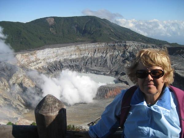 Irazu Volcano (Cartago, Costa Rica)