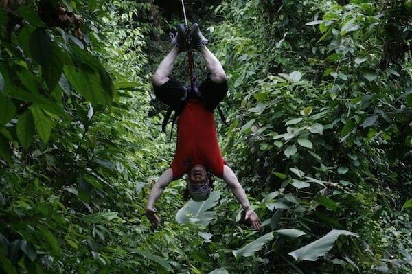 Costa Rica Canopy Forest (Marcello Arrambide - WanderingTrader)