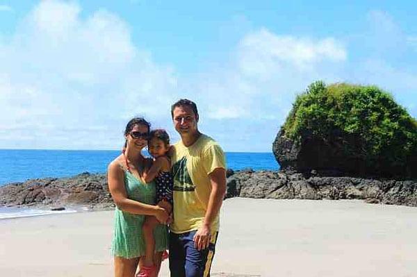 Costa Rica Beach Family Vacation