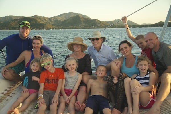Costa Rica Collection Family Vacation Itinerary