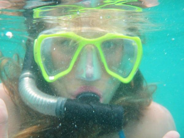Snorkel tour of Isla del Caño