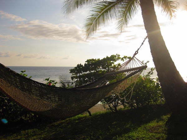 where to stay in costa rica (relax / hammock)