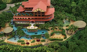The Springs Resort & Spa (Costa Rica Family Resort)