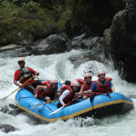 Couple's Romantic Costa Rica Adventure Vacation Itinerary (Rafting)