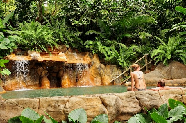 costa rica hot spring experience