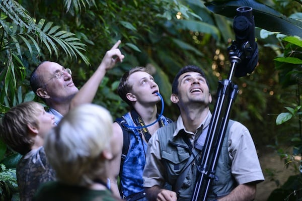 Costa Rica Rainforest Escape Family Vacation Itinerary