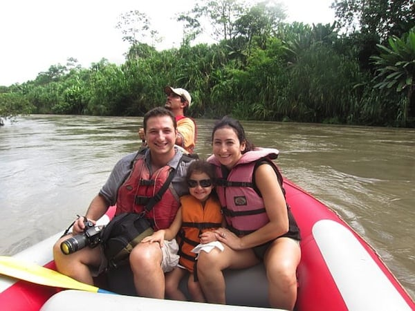 Rainforest to Beach Family Vacation Itinerary