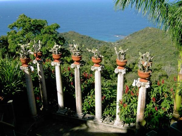 Costa Rica Cactus Pillars