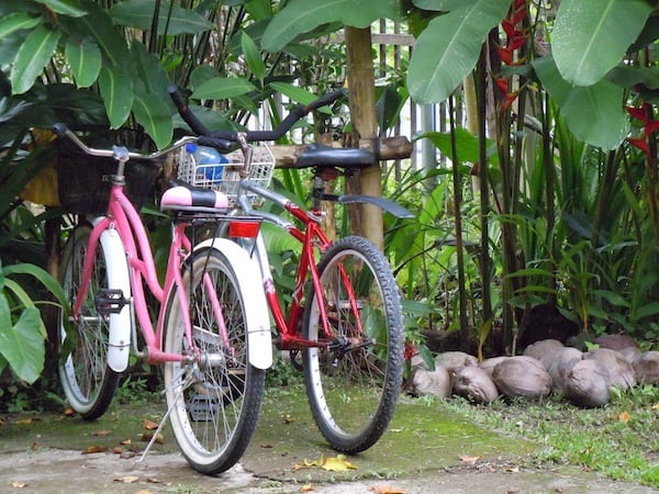 Costa Rica Caribbean Vacation Bike Rental