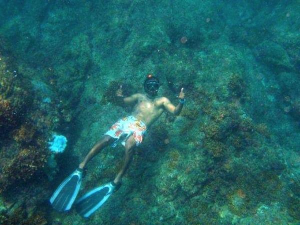 Costa Rica Snorkeling Adventure Trip