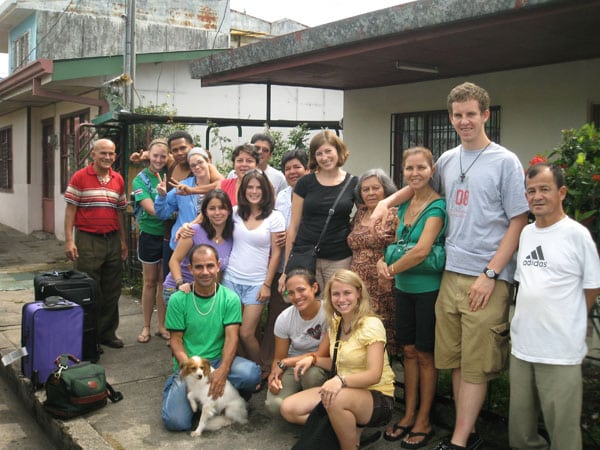 Costa Rica Student Trips are Community Oriented