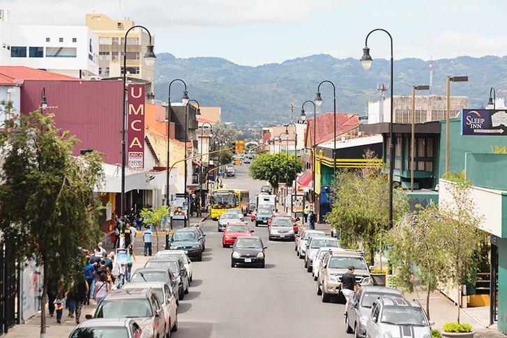 Costa Rica traffic/transportation