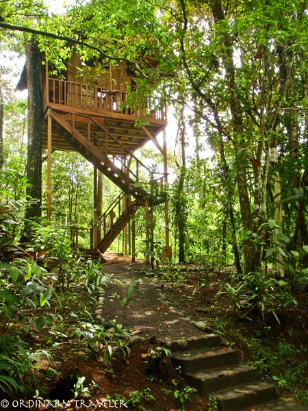 Costa Rica Treehouse (Oridnary Traveler)