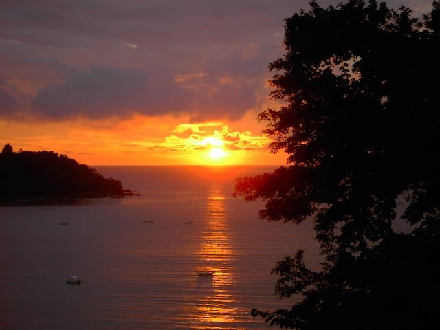 Drake Bay Sunset (Corcovado Costa Rica)