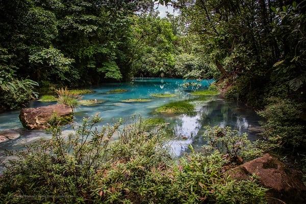 Guanacaste Lagoon