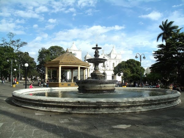 Parque Central (Heredia, Costa Rica)