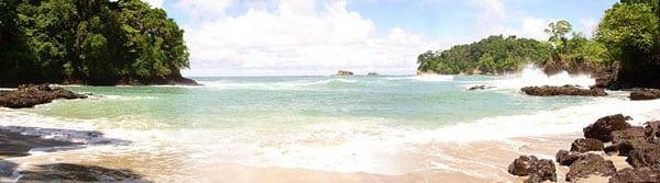costa rica beach (manuel antonio)