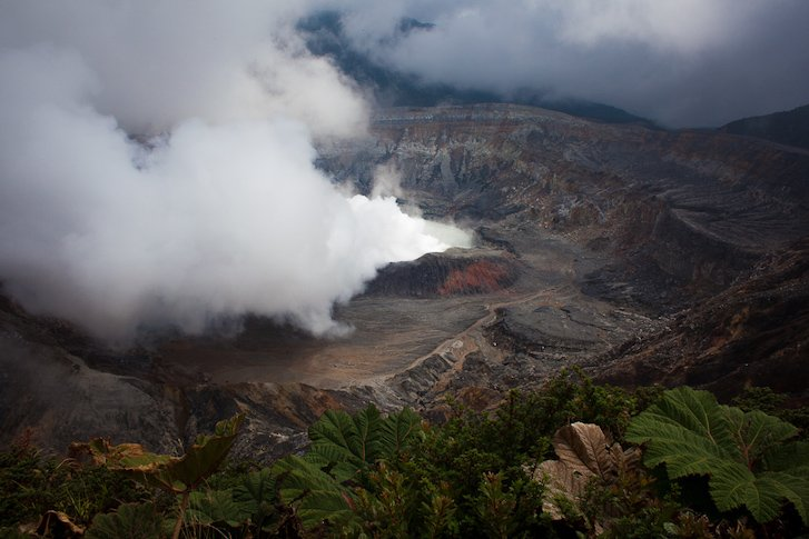 Poas Volcano (Costa Rica)