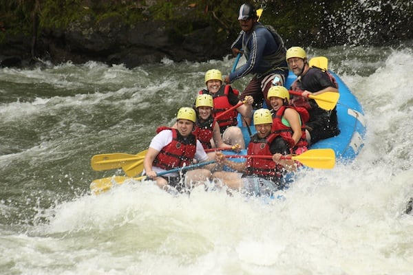 Rafting the Pacuare River in Costa Rica (Chris Christensen: Amateur Traveler)