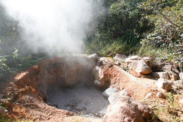 Rincon Vieja Volcano (Costa Rica)