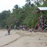Salsa Brava, Puerto Viejo, Manzanillo, Playa Cocles Surfing Costa Rica Caribbean