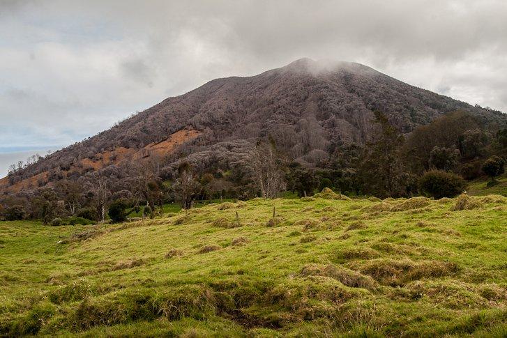 Turrialba Volcano (Costa Rica)