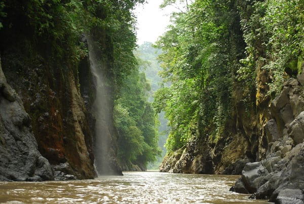 Rio Pacuare (River): Costa Rica White Water Rafting